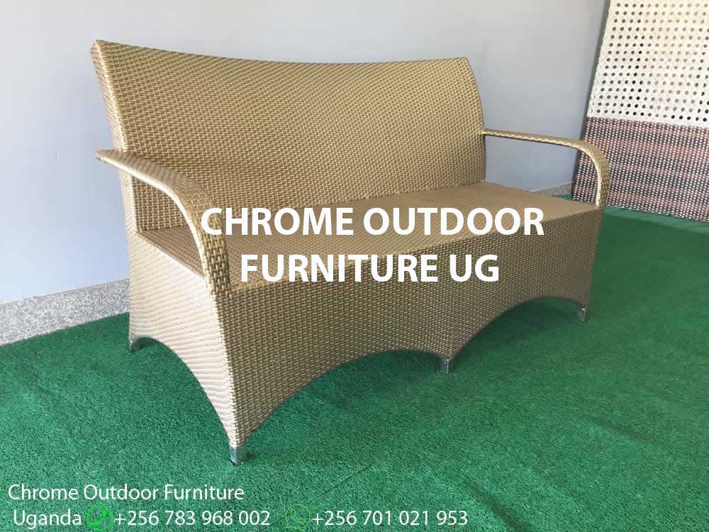 Outdoor Chair Uganda, Garden and Outdoor Furniture for Sale Kampala Uganda, Balcony Patio Furniture, Resin Wicker, All Weather Wicker Uganda, Chrome Outdoor Furniture Uganda